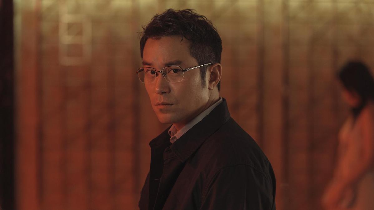 張孝全在《誰是被害者》飾演亞斯伯格症評價兩極,但仍是其他4位入圍者的強勁對手。(Netflix提供)