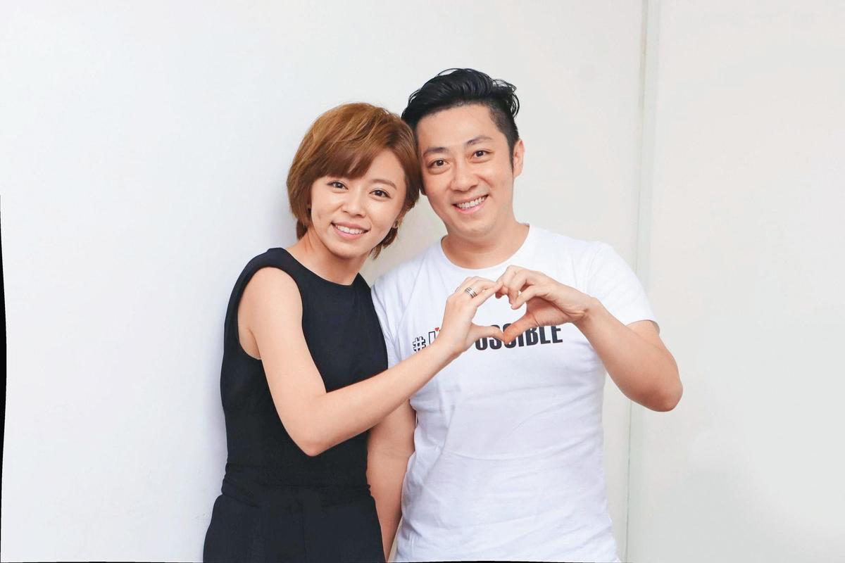 艾成2016年曾中邪,王瞳沒放棄他,而艾成挺她經歷不倫風波,兩人7月底在教友見證下登記結婚。(民視提供)
