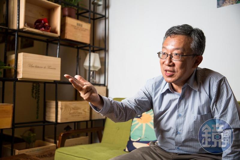 佛系理財大師施昇輝表示,若每月紀律投資6,000元,6年大有機會存下50萬元。