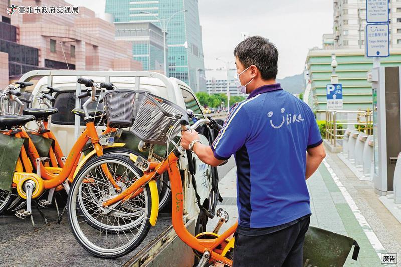 YouBike在台灣遍及多縣市,場站達上千個,已成為都會區不可或缺的交通工具。