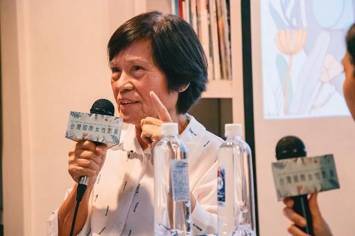 拍過《瘋狂女煞星》等片的楊家雲是活躍於80年代的商業片編劇兼導演,但台灣觀眾對她所知甚少。 (女性影展提供)