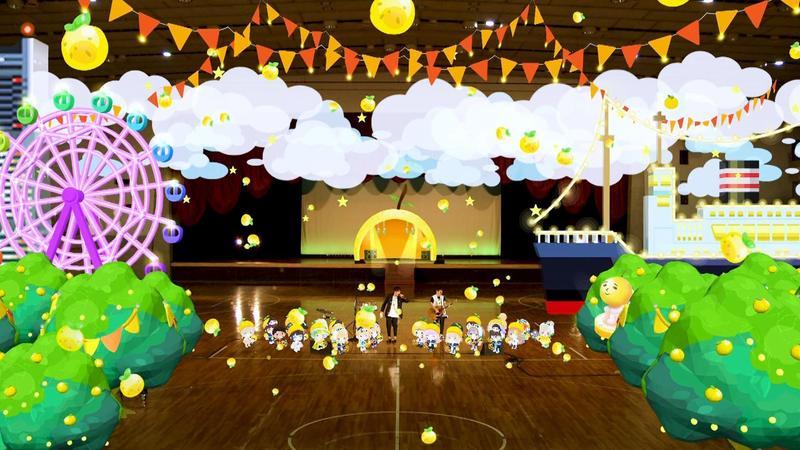 「柚子」舉行線上巡演,五場演出都將演唱代表作《夏色》,並結合AR技術貸給粉絲不同的視覺效果。(太田好治攝,華納音樂提供)