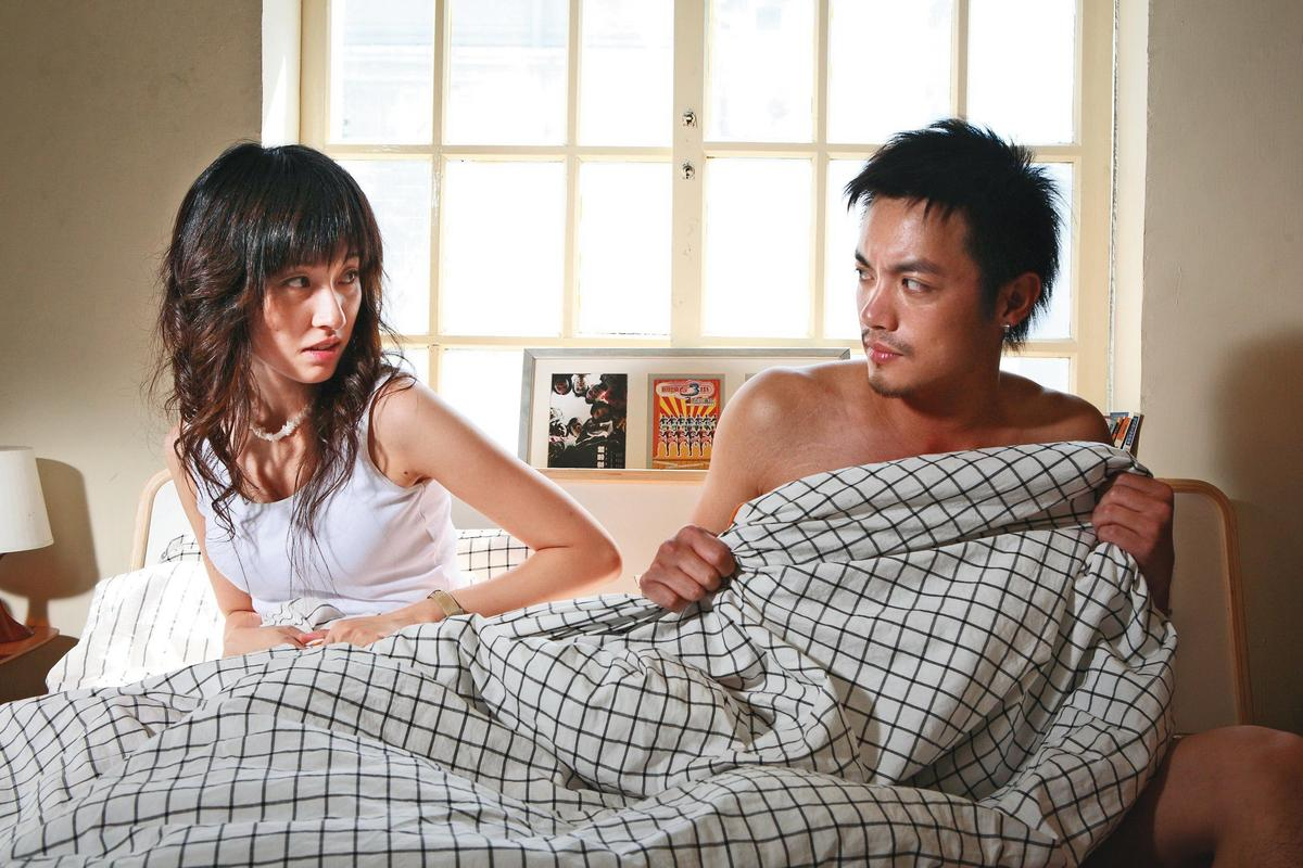 2008年田中千繪(左)與范逸臣(右)拍國片《海角七号》而相識,當時范逸臣已有女友,外傳田中千繪介入戀情。