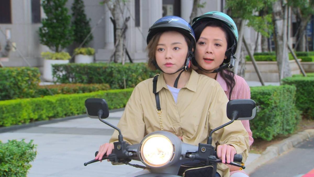 王瞳緋聞後被公司冷凍,今年7月才復工拍民視八點檔《多情城市》。(民視提供)