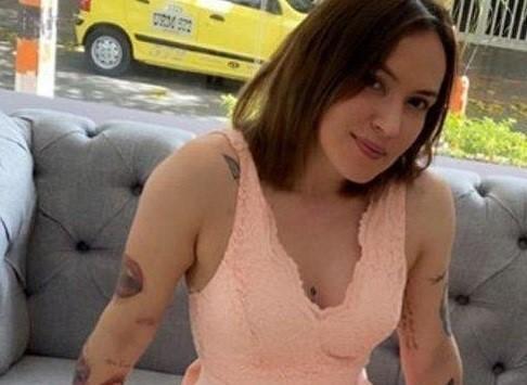 哥倫比亞法官薇薇安爆出在社群網站上傳3點全露裸照,遭政府單位調查。(翻攝薇薇安IG)