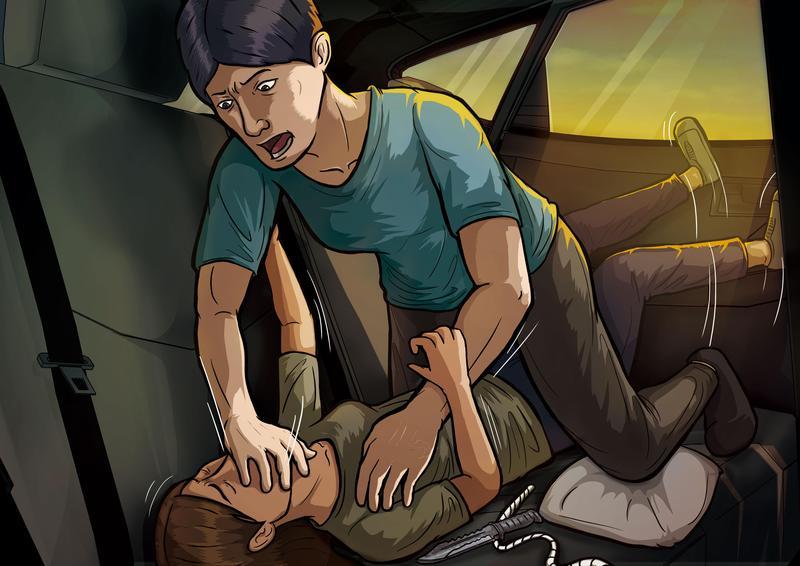 吳姓女教練騙學生A女吃下安眠藥後,再痛下殺手將她悶死。