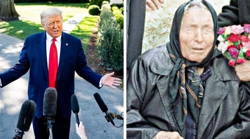 已故保加利亞預言師「龍婆」24年前就預言美國總統會得神祕怪病。(翻攝自維基百科/The White House臉書)