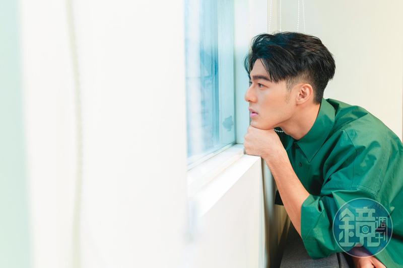 陳昊森在《刻在你心底的名字》中深情的表現不僅圈粉,也獲得金馬評審肯定,一舉入圍本屆金馬獎最佳新演員。