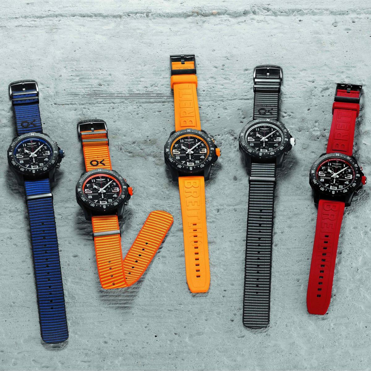 BREITILING Endurance Pro腕錶,定價NT$92,000。