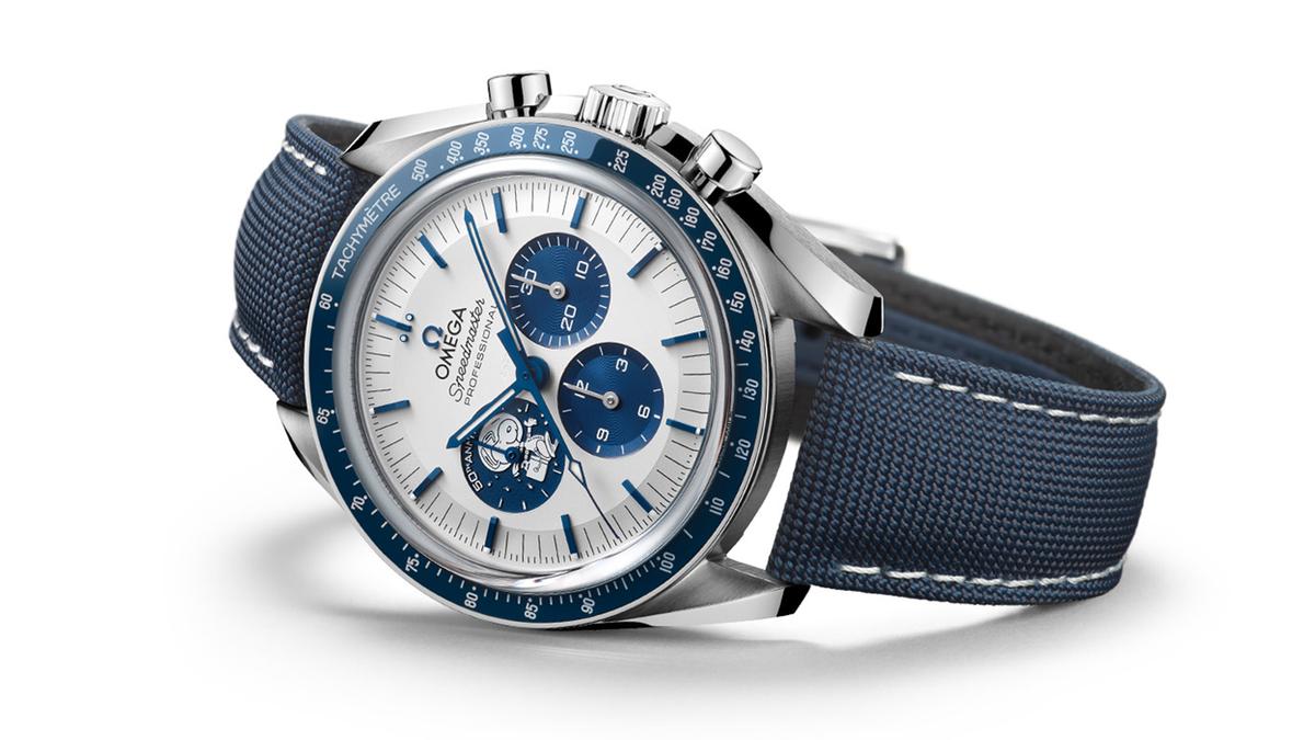 錶徑42mm/不鏽鋼材質/時間指示、計時碼錶功能/3861手上鏈機芯/防水50米/建議售價NT$ 315,000