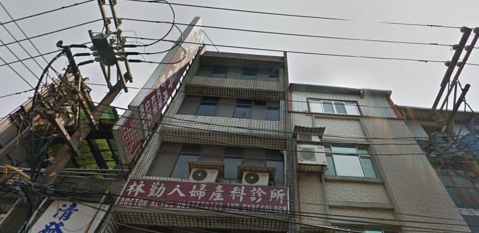 林勤人婦產科診所在中壢地區是有名的「外籍移工夾娃娃(墮胎)」診所。不少移工擔心懷孕影響工作,來此進行人工流產手術。(翻攝Google Map)