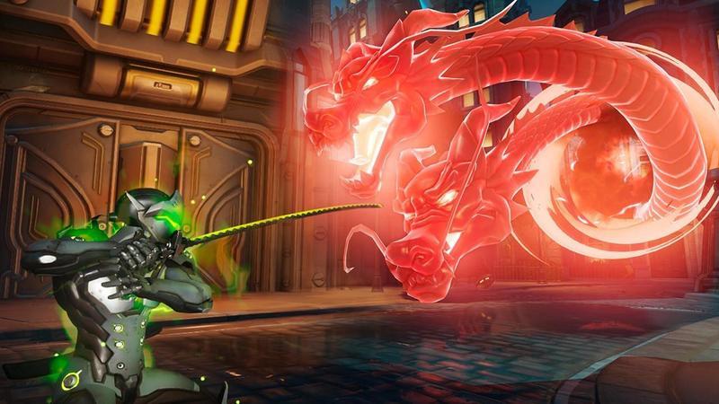 《鬥陣特攻》Switch版將開放限免遊玩。(翻攝自日本任天堂官網)