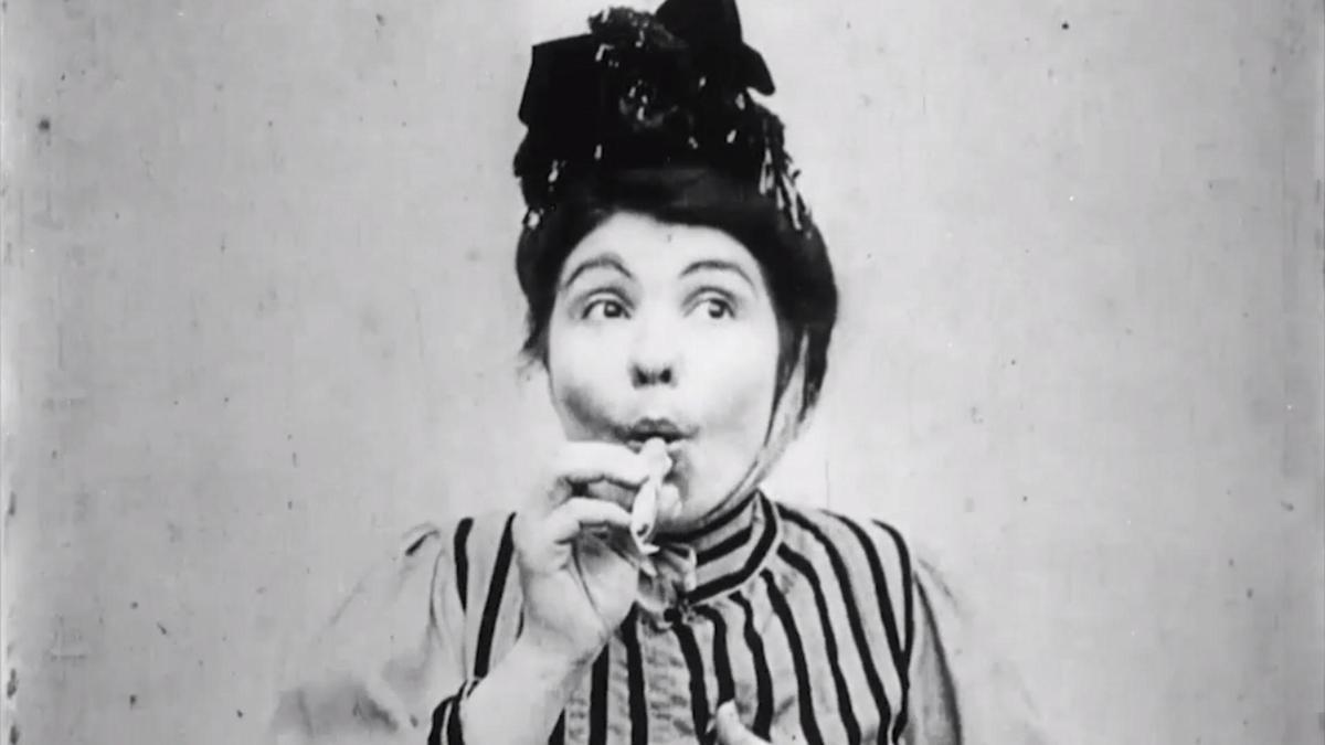 《飢餓夫人》透過特寫鏡頭展現主角內心情感,被視為第一部在大銀幕上展示女性欲望的電影。(女影提供)