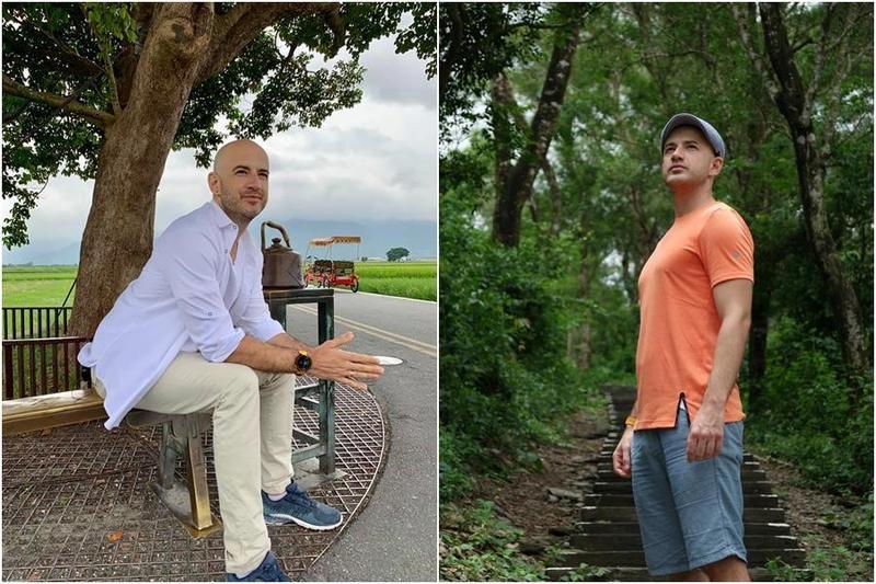 吳鳳認為台灣需要像國外一樣國際級的觀光規劃。(翻攝自吳鳳 Rifat臉書)