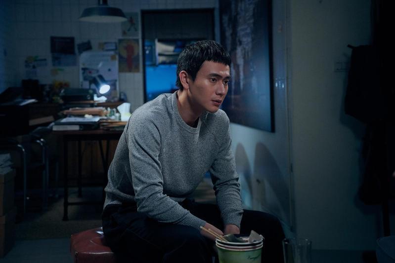 劉冠廷看到《無聲》劇本後,覺得這個角色承受各種壓力卻沒有出口,還得學手語,真的很難演。(CatchPlay提供)