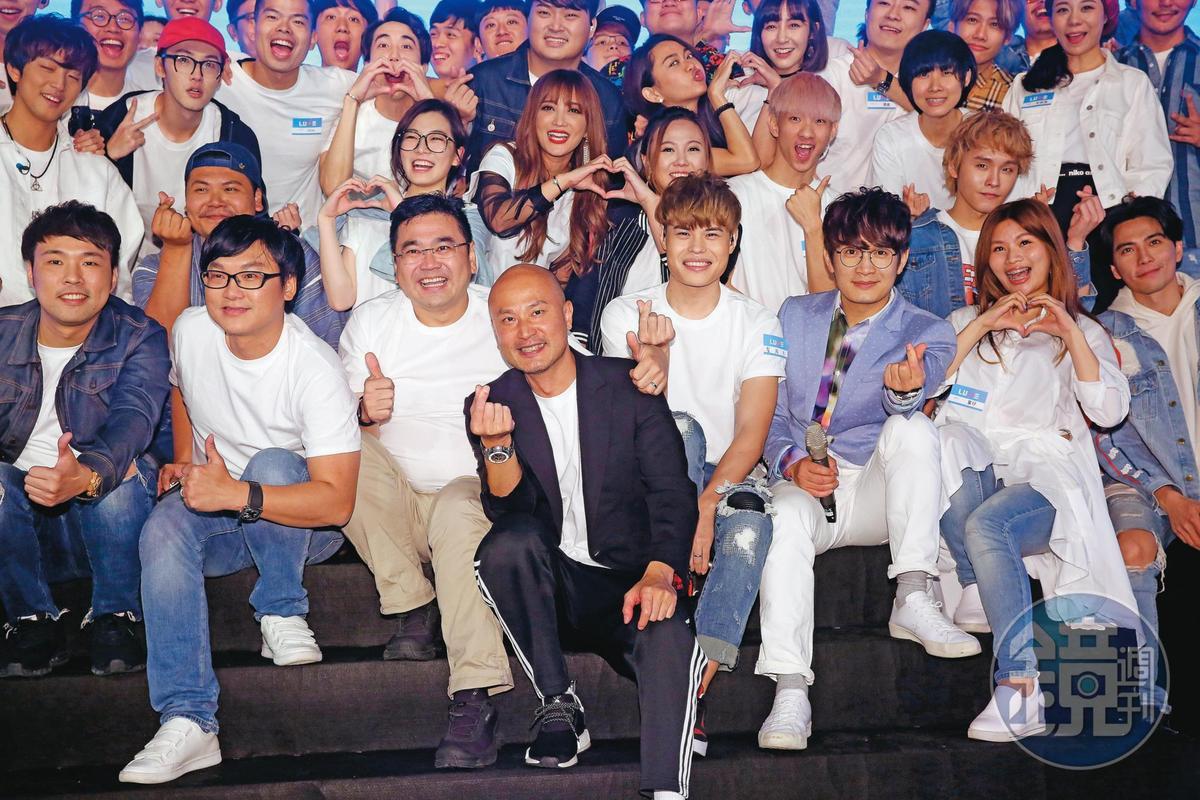 WEBTVASIA當時到台灣開設分公司,2018年還稱要成立LUVE影音平台,還找來聖結石等多名大咖YouTuber合作,聲勢十分浩大。