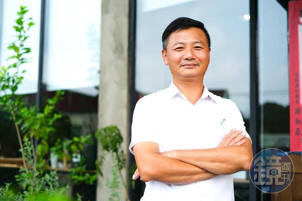 「T.G.C台灣咖啡莊園」創辦人徐飴鴻,回到家鄉創立自己的咖啡品牌。