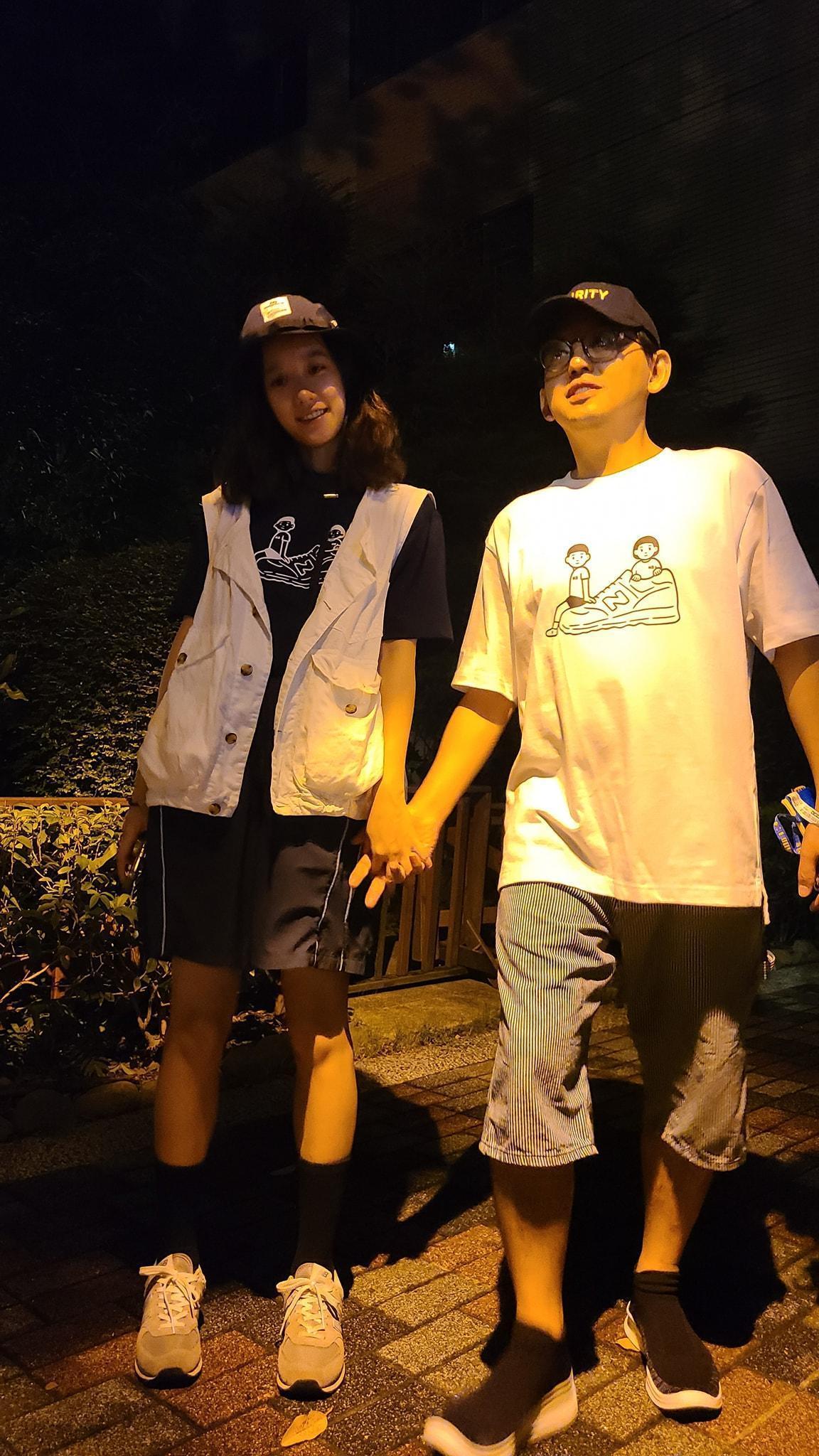 黃子佼與孟耿如在疫情間,一起出遊台灣許多地方。(翻攝自黃子佼臉書)