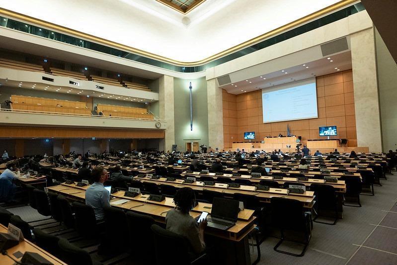 聯合國人權理事會最新一屆改選成員國,引發外界質疑是讓人權紀錄不佳的國家的入選。(翻攝自UNHRC臉書)