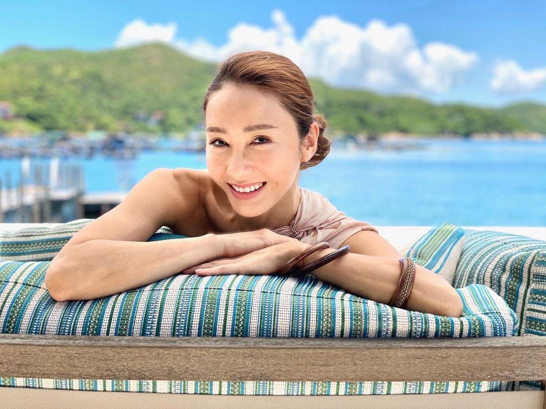49歲香港女星黎姿外型依舊亮麗。49歲香港女星黎姿外型依舊亮麗。(翻攝自黎姿 Instagram)