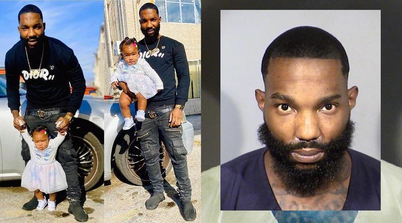 不捨新車被破壞,父親眼睜睜看著1歲大的女兒死亡。(翻攝自FB/Sidney Deal)