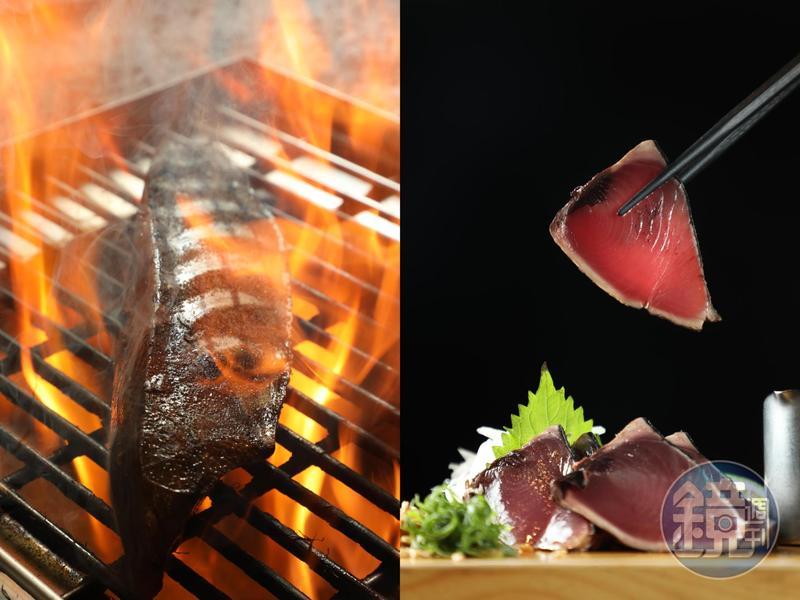 宮崎料理專賣店「天晴」用台灣優質海鮮做出同步日本的好味道。