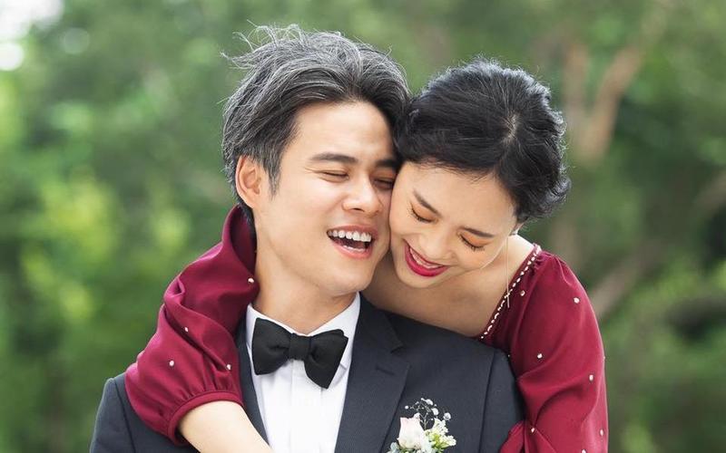 吳定謙在臉書宣布結婚,並已準備當爸爸。(翻攝自吳定謙臉書)