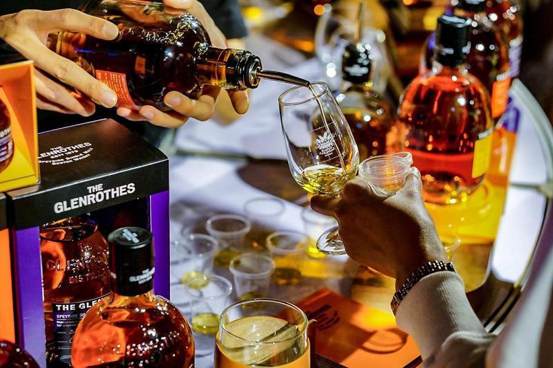 「風城威士忌嘉年華」在10月17、18日登場,有吃有喝還有抽獎活動。(馬可波羅窖藏實驗室提供)