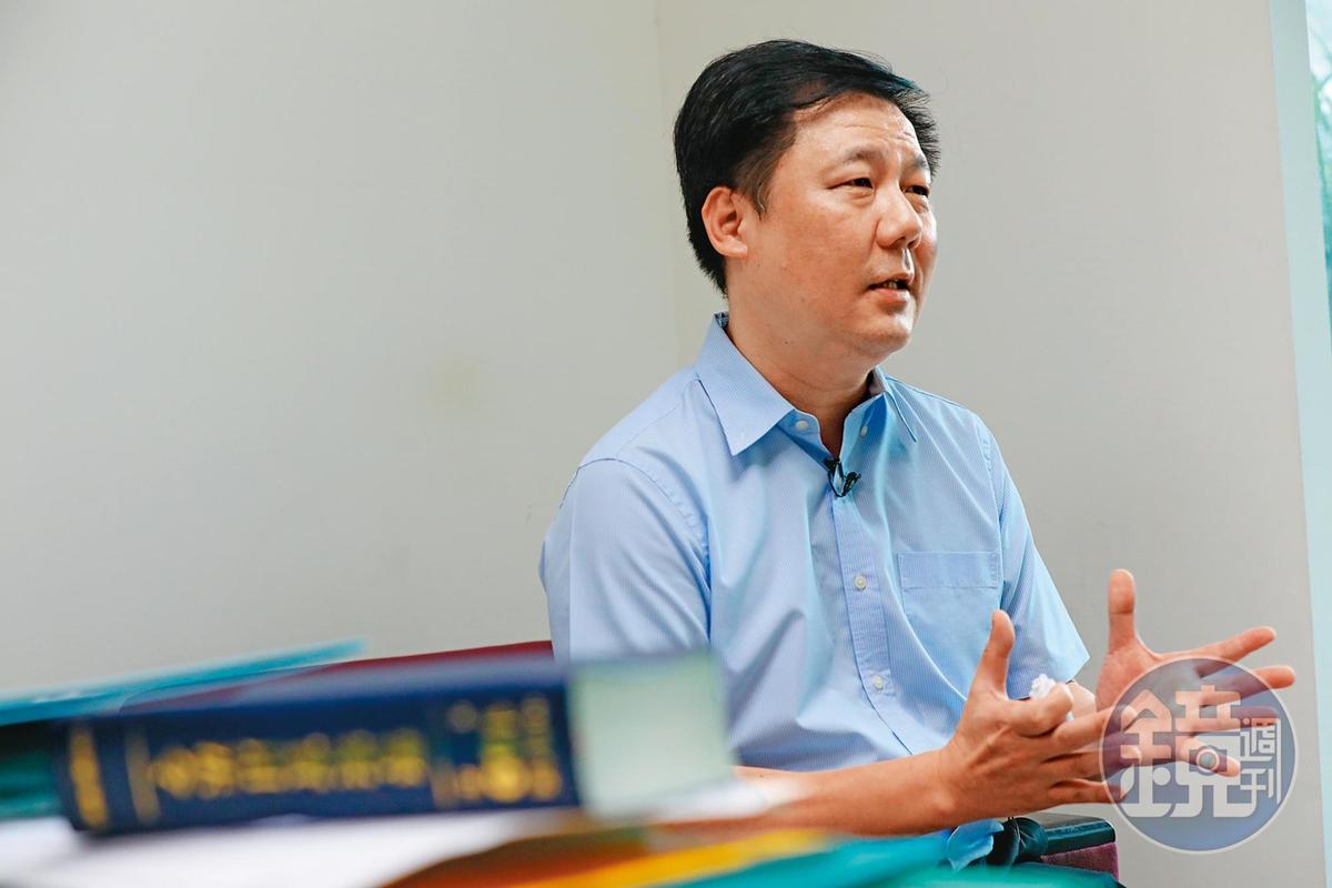 當時承辦的刑警林佑裕談起這起命案,印象仍非常深刻。