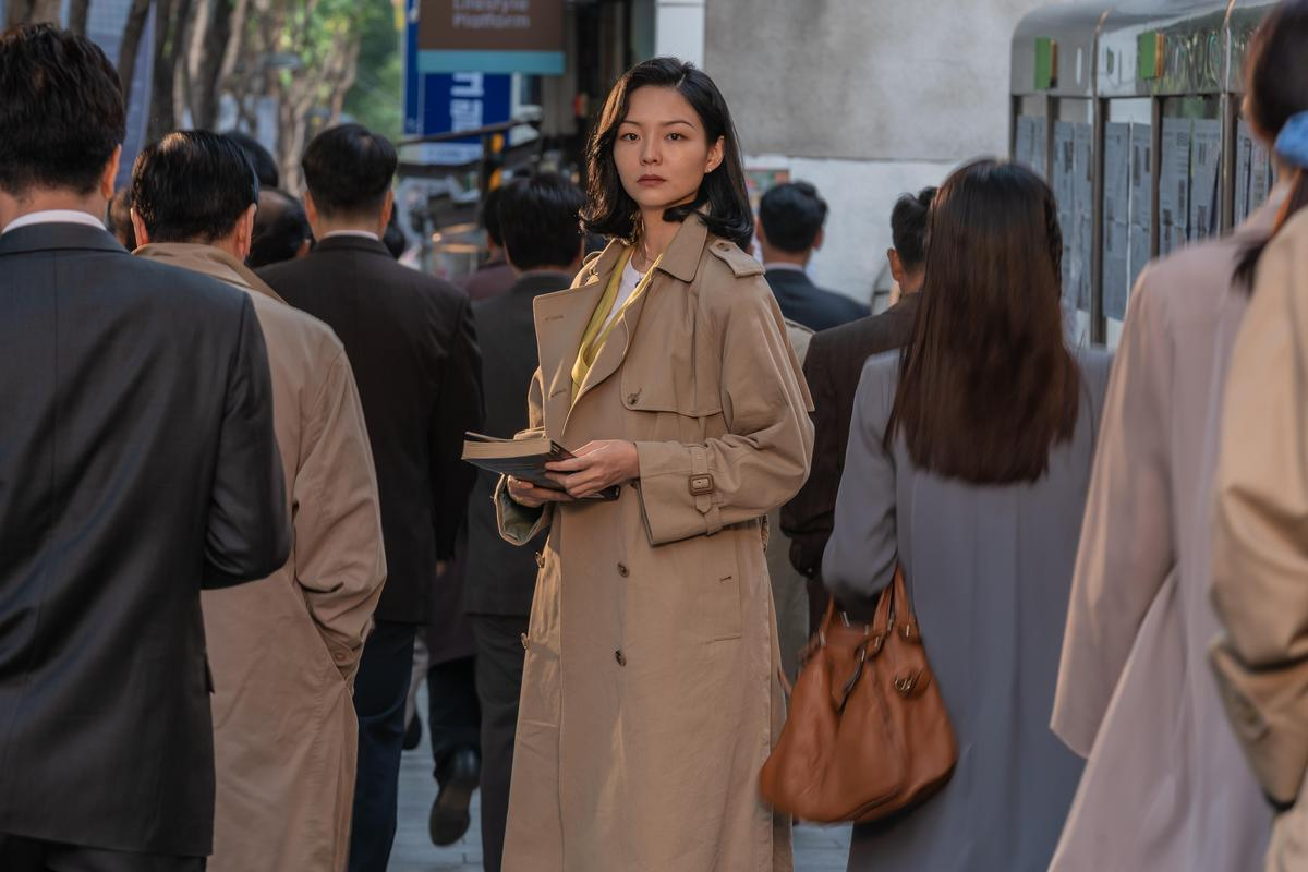 《菜英文沒在怕》由《我只是個計程車司機》團隊打造,在韓國上映首日拿下票房冠軍。(車庫娛樂提供)