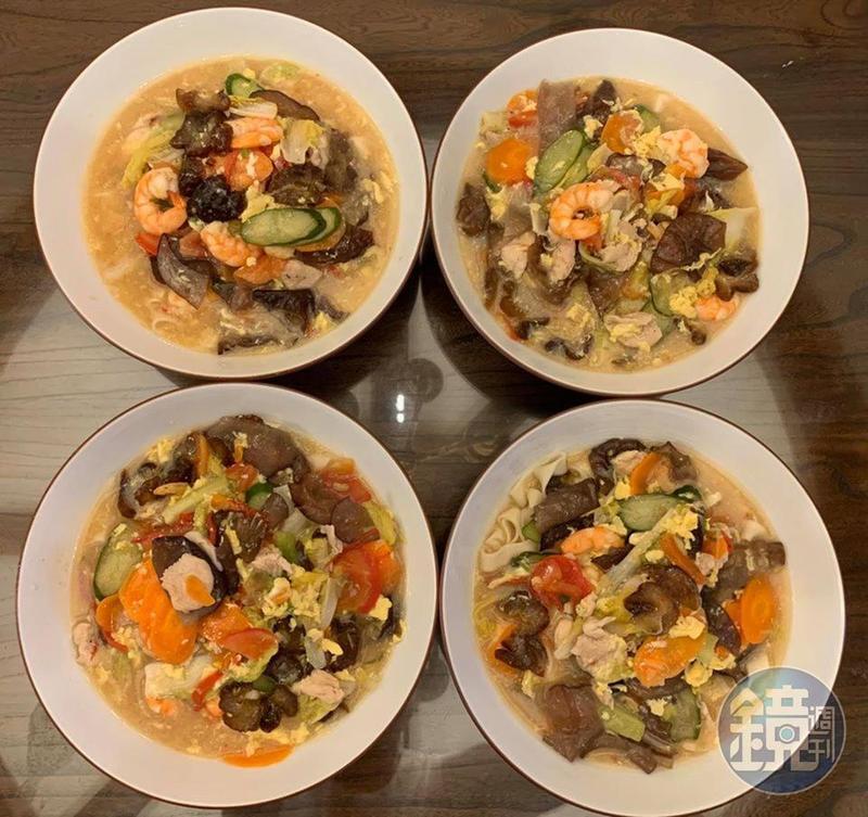 20分鐘快速完成的「打滷麵」,是填飽全家人肚腹的家常好料理。