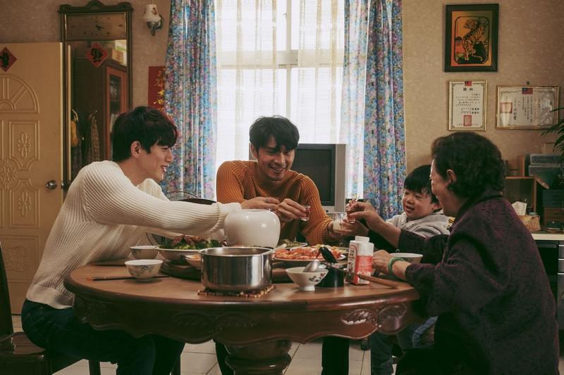 《親愛的房客》要探討的議題很多,同志、家庭、小孩的關係,是當中的核心。(牽猴子提供)