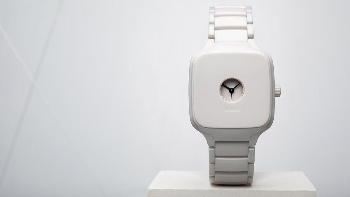 RADO True Square Limited Edition (Designed by FormaFantasma)