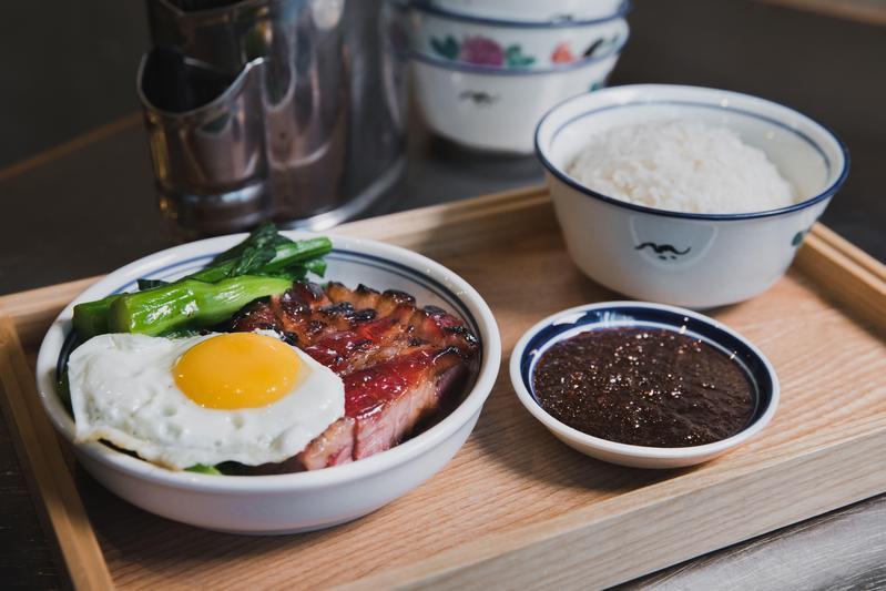 2020香港美酒佳餚節改採網路形式舉辦,台灣民眾可透過網上大師課程,免費學到電影《食神》中「黯然銷魂飯」的正宗做法。(香港旅遊局提供)