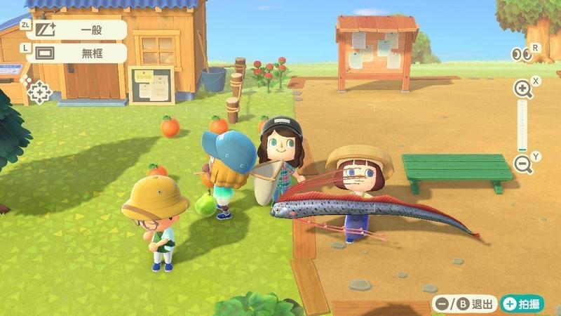 牛津大學發表研究,像《集合啦!動物森友會》這種社交遊戲,能提升玩家幸福感。(翻攝遊戲實機畫面)