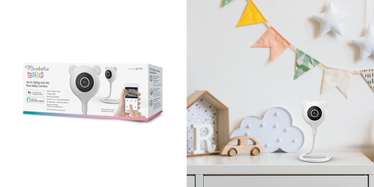 疑被駭客入侵的寶寶監視器款式。(翻攝自Kmart)