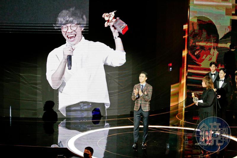 盧廣仲獲金馬獎「最佳原創電影歌曲」,讓他順利完成「三金大滿貫」成就。