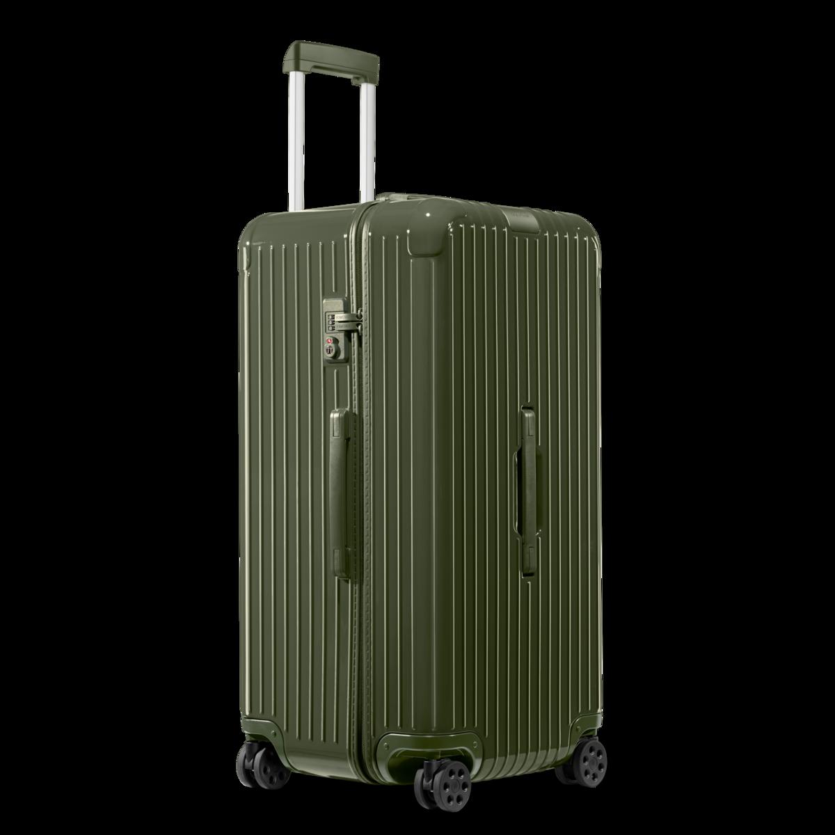 RIMOWA Essential系列Trunk Plus Cactus NT$36,300。(RIMOWA提供)