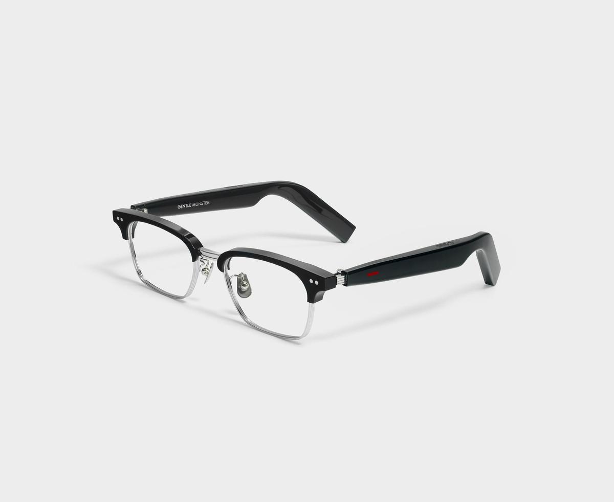 智慧眼鏡SMART HAVANA-01,NT$14,410。(GENTLE MONSTER提供)