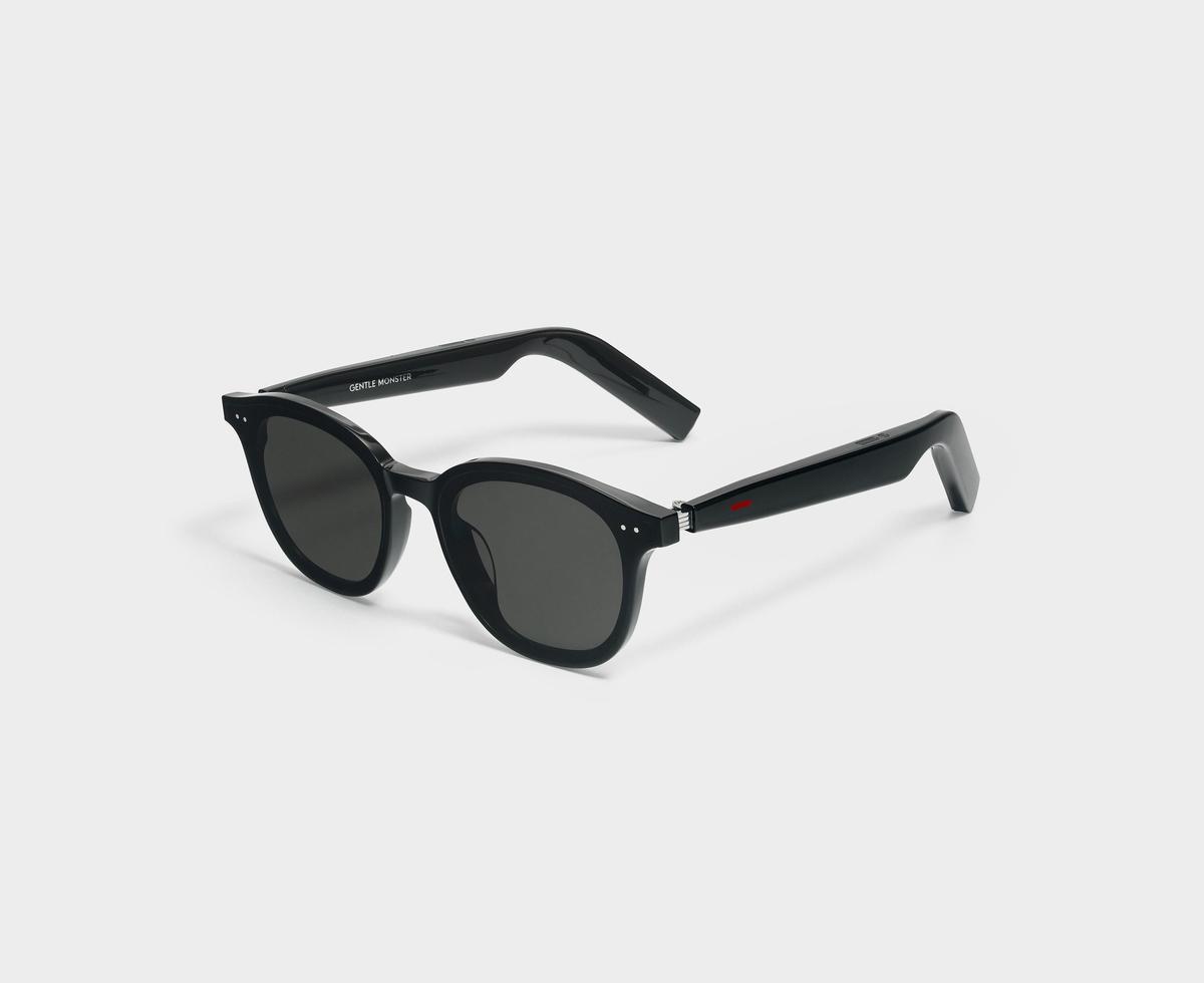 智慧太陽眼鏡SMART LANG-01,NT$14,410。(GENTLE MONSTER提供)