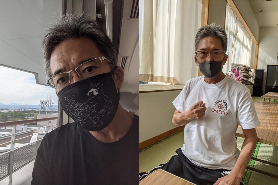 日本AV男優澤木和也罹患食道癌與下咽癌末期,打算出自傳和周邊商品籌措醫藥費。(翻攝澤木和也推特)