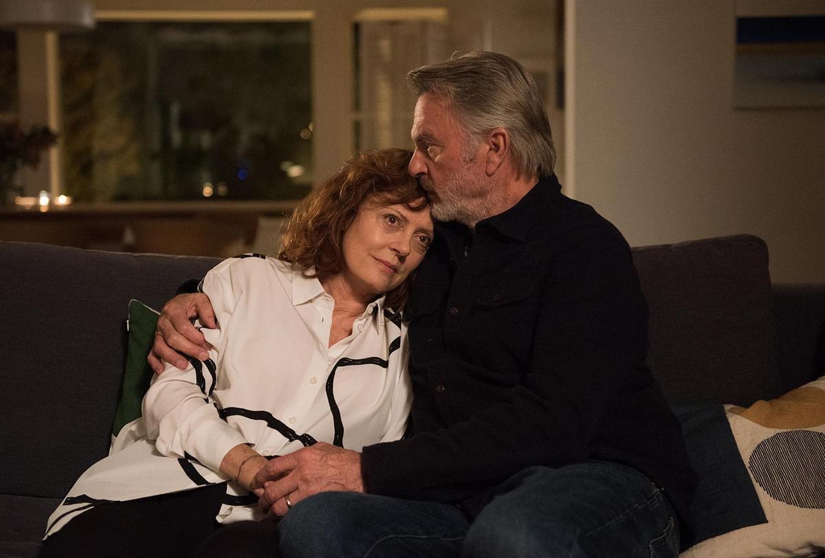 《說不出的告別》翻拍自2014年丹麥電影《沉默之心》。(海樂影業提供)