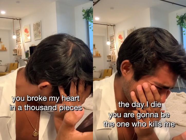 希曼尼茲的媽媽更撂話,「哪天我死了,你會知道是誰害死我的。」(翻攝自 @henrit0 Instagram)