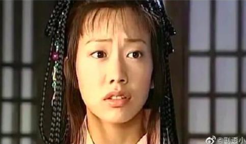 《風雲:雄霸天下》裡的孔慈由吳辰君飾演。(翻攝劇透小生微博)