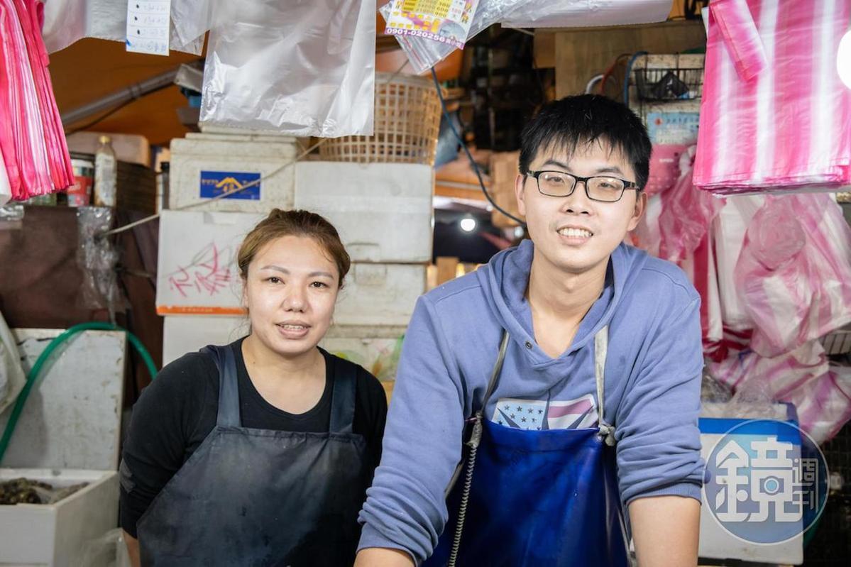 被林敬堯稱為「濱江最強」的「濱江鮮蚵店」,現由第二代接手經營。