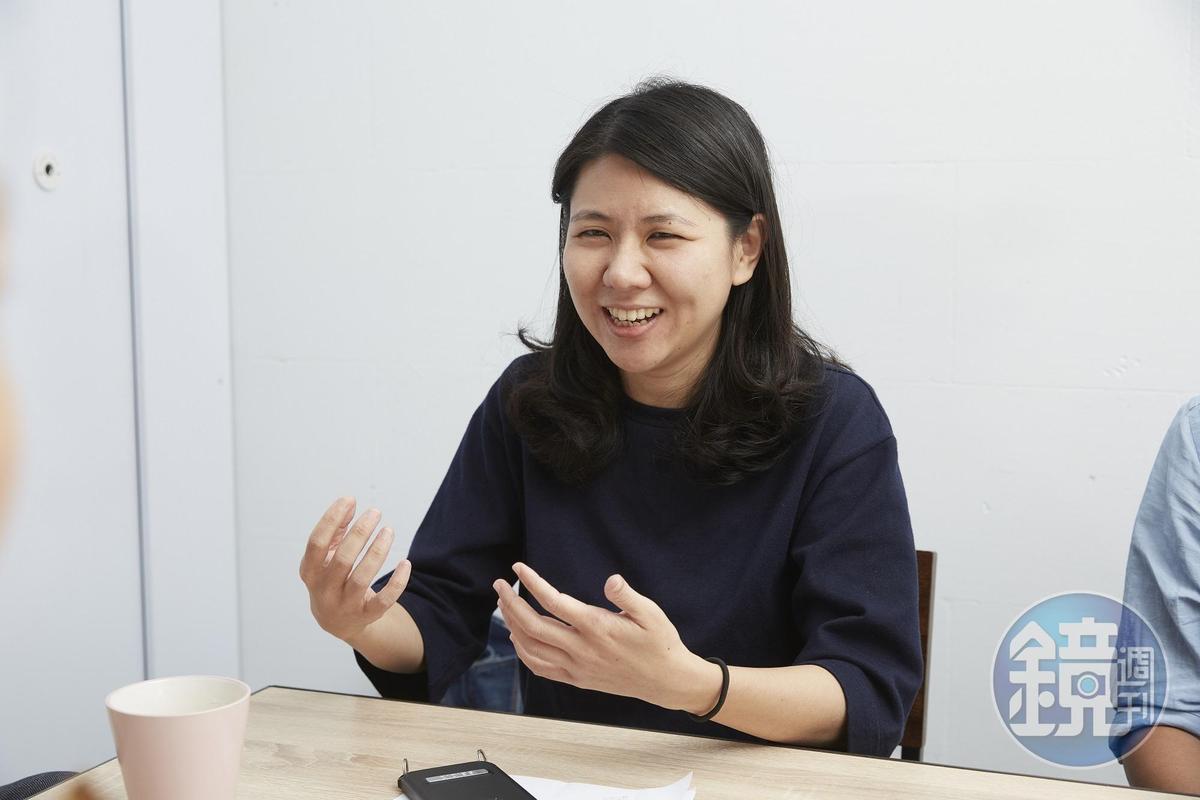 製作人林怡伶此次為新人選角出了不少考題。