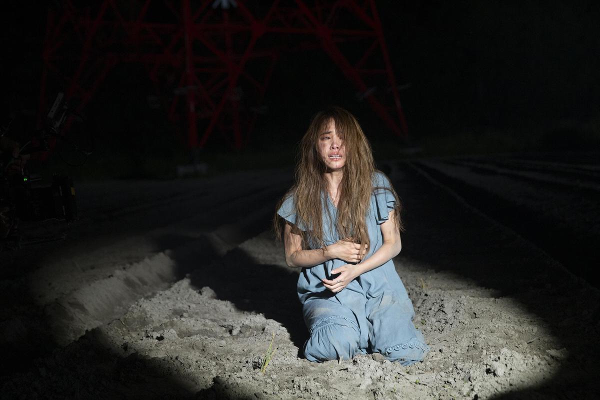 蔡依林推出全新MV〈甜秘密〉,如同美人魚前傳的暗黑童話電影,未上映先轟動。(凌時差提供)