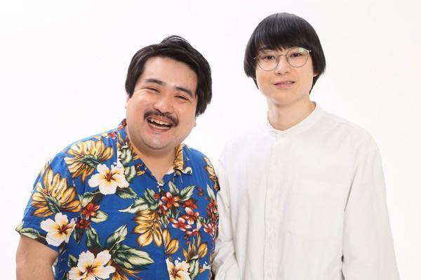 水川固(右)突然公開離婚一事,隊友鈴木翔太(左)也傻眼不已。(翻攝自推特)