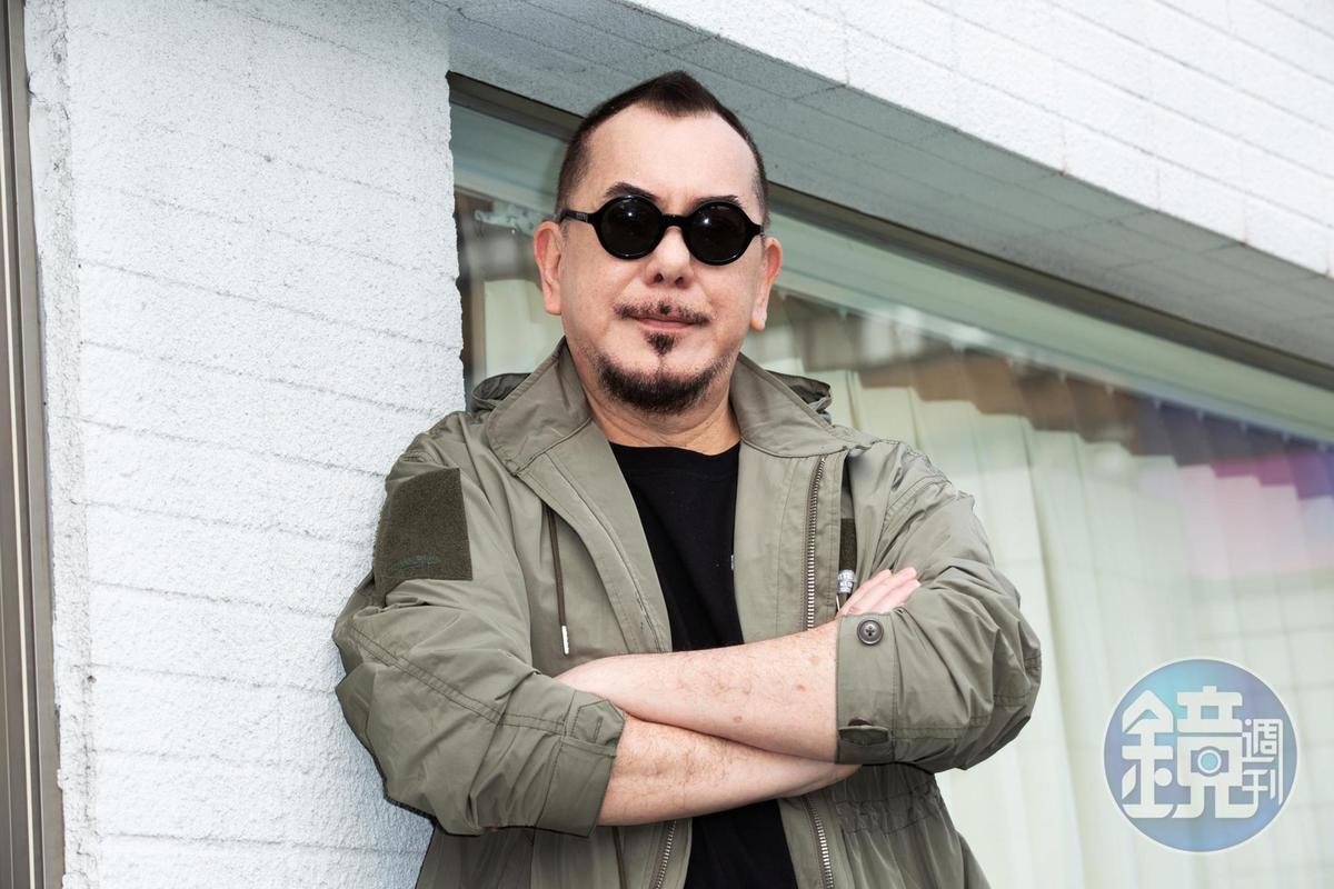 黃秋生自曝在台主持酬勞連香港的四分之一都不到,但內容才是他接下主持棒的原因。