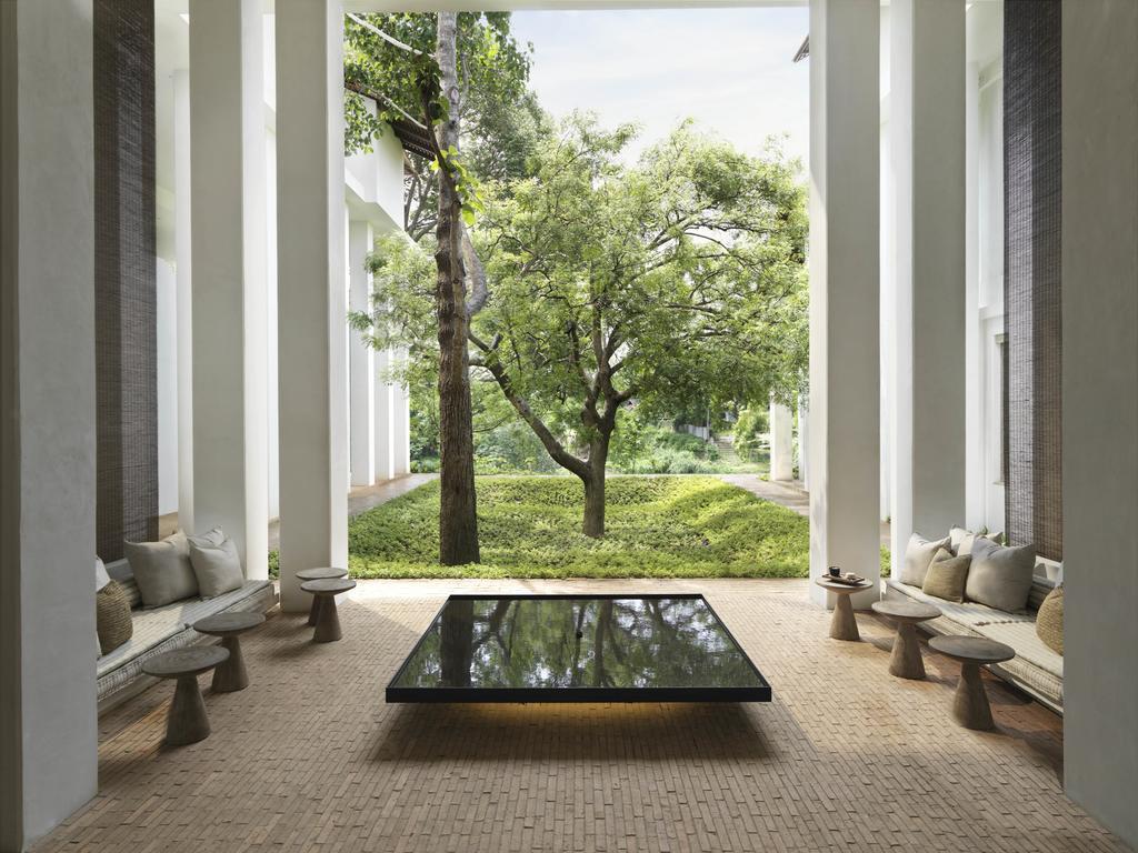 泰國清邁「拉雅文化酒店」擁有水療中心和蒸氣室,環境令人放鬆。(翻攝自Booking.com)